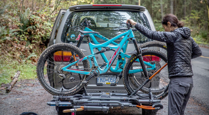 How Do I Know If The Hitch Bike Rack Fits My Hitch