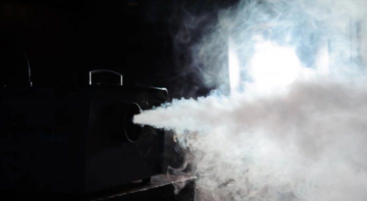 How Should The Fog Machine Be Stored